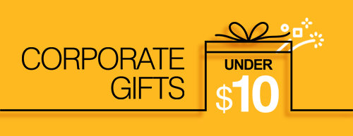 New Corporate Gift Ideas under $10