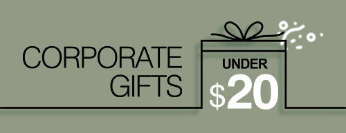 New Corporate Gift Ideas under $20