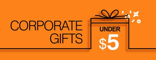Corporate Gift Ideas under $5