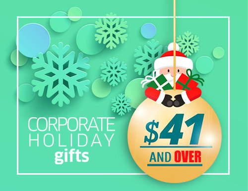 Corporate Christmas Gifts over $40