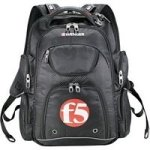 logo backpacks