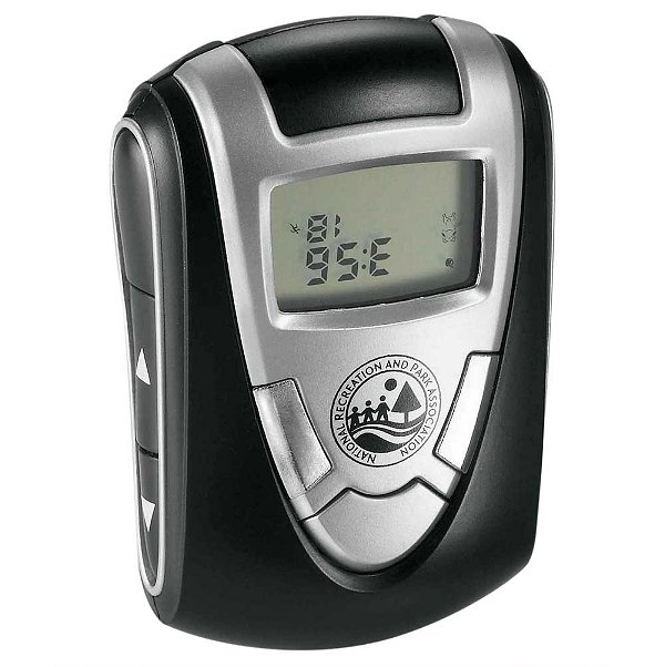 Multifunction pulse pedometer