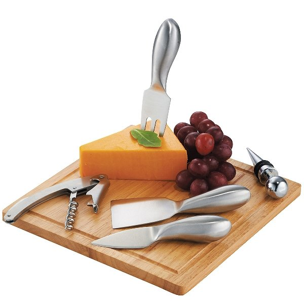 wine and cheese serving kit