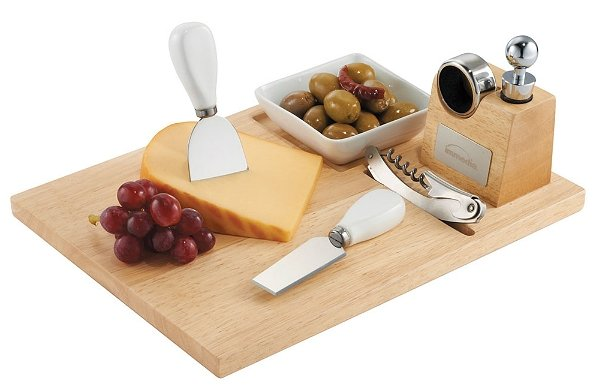 wine and cheese travel kit.