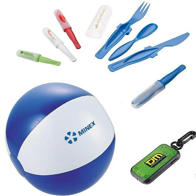 Camping promotional items