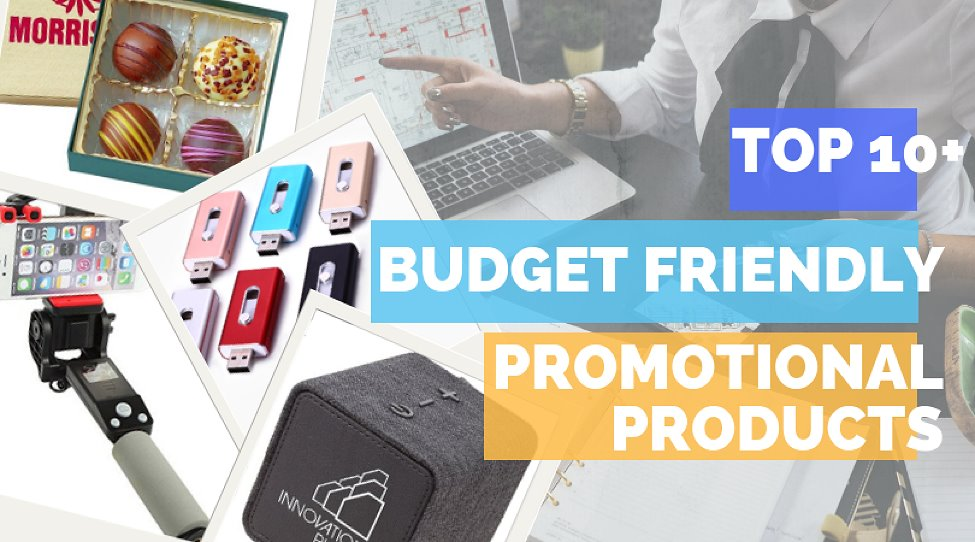The Best Budget Promotional Items that Don't Feel Cheap (2018) - Blueberry Ink