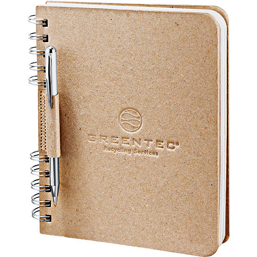 Eco-friendly, Recycled notepad