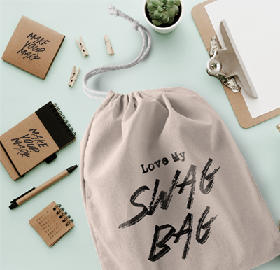 Creating the Best Swag Bags | Swag Bag Ideas