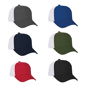 Two Tone Team Hats Image 2