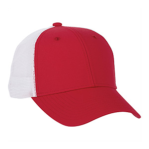 Two Tone Team Hats Image 3