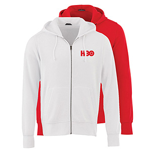 Mens Fleece Zip Hoodies