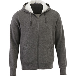 Mens Fleece Zip Hoodies Image 2