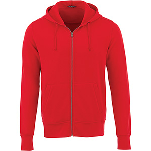 Mens Fleece Zip Hoodies Image 4
