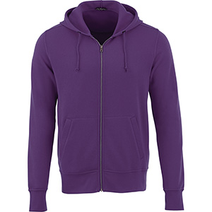 Mens Fleece Zip Hoodies Image 7
