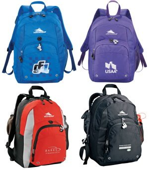 High Sierra - Daypack Corporate Gifts Image 2