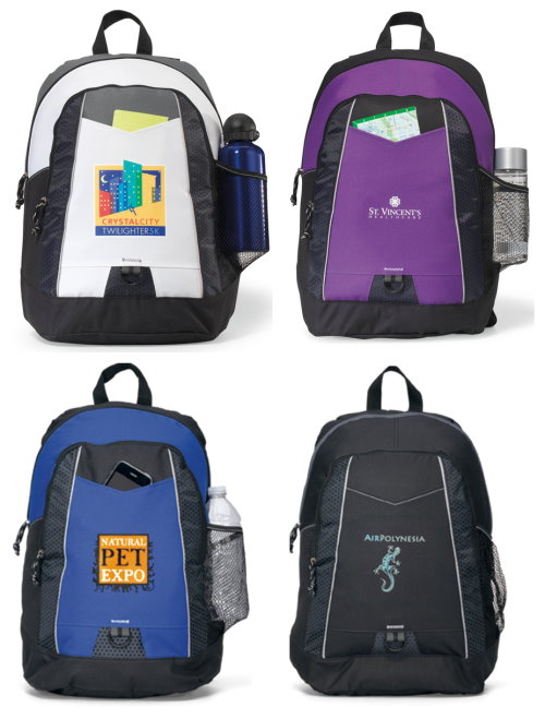 Promotional Backpack Image 2