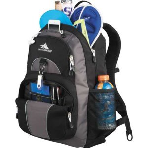 High Sierra Professional Utility Backpack Image 2