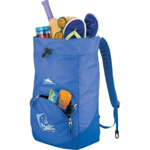 Top-Load Backpack Image 2