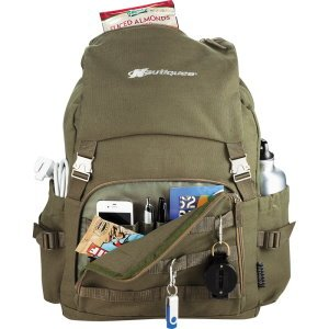 Vintage Military Computer Backpack Image 2