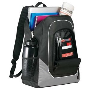 Color Pop Compu Backpacks Image 2