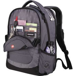 Wenger Scan Smart Compu Backpack - Executive Business Gift Image 2