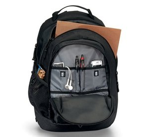 High Function Computer Backpack -TSA Friendly -Business Gift Image 2