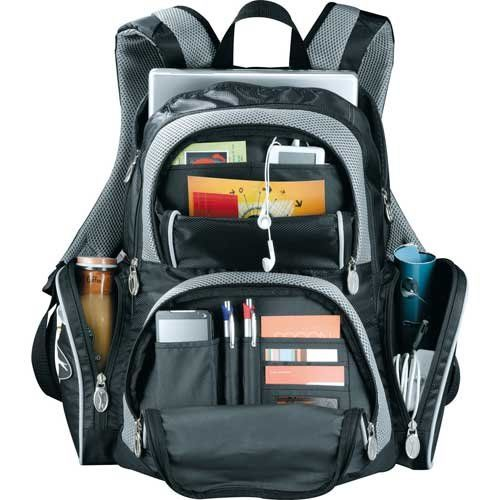 Slazenger Turf Series Compu-Backpack Image 2