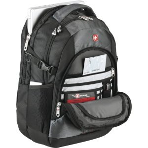 Tech-savy Wenger Backpack 1
