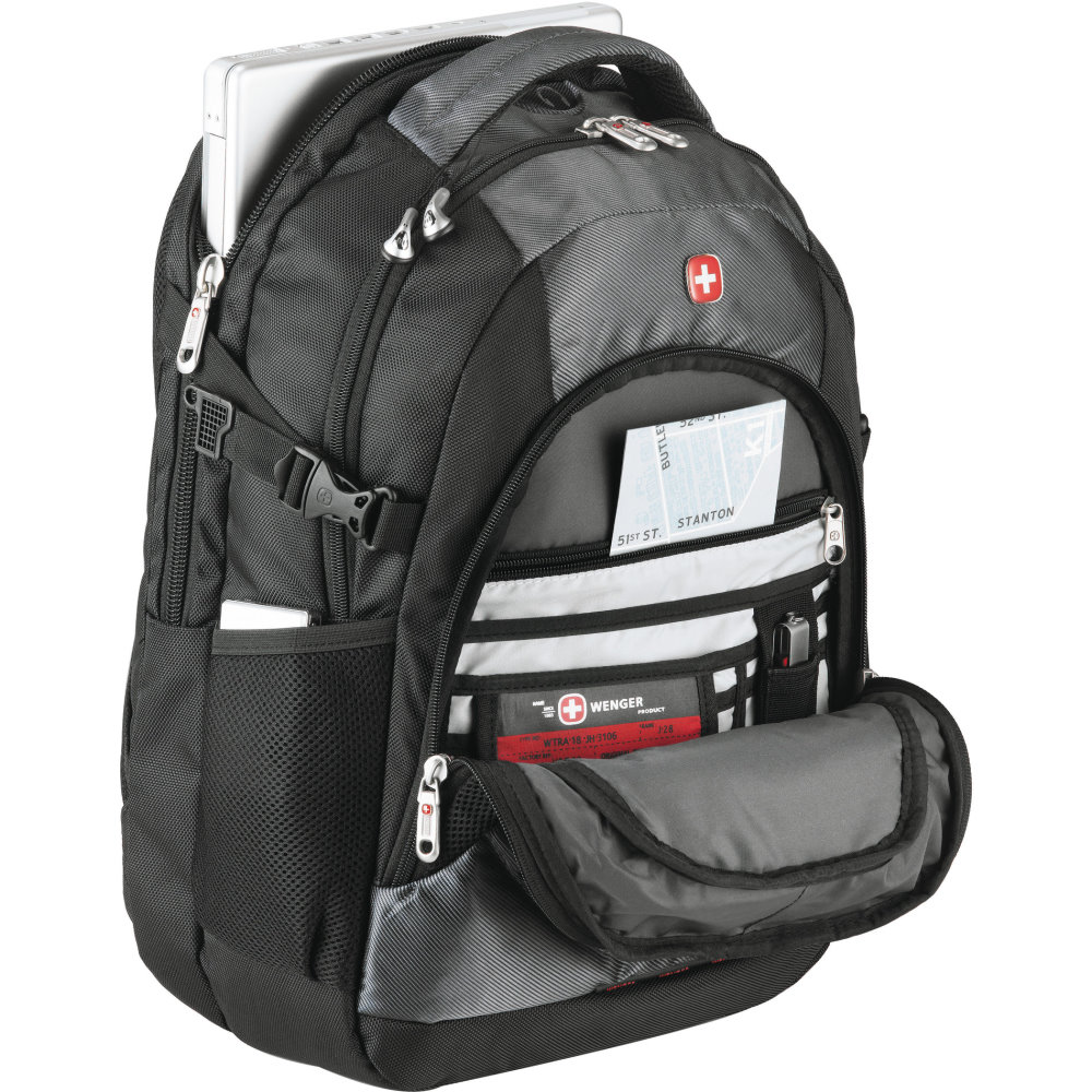 Tech-savy Wenger Backpack Image 2