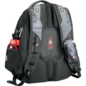Tech-savy Wenger Backpack 2