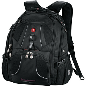 Stylish Wenger Computer Backpack -Promotional Corporate Gift