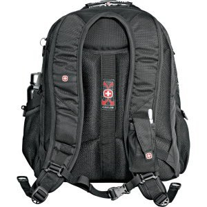 Stylish Wenger Computer Backpack -Promotional Corporate Gift Image 2