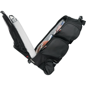 Wheeled Security-Friendly Compu-Backpack Image 3