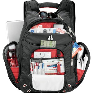 Travel Checkpoint-Friendly Compu-Backpack Image 2