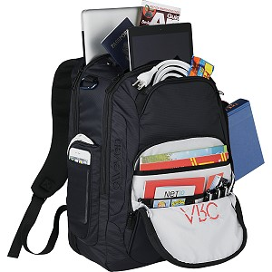 Executive Checkpoint-Friendly Compu-Backpack Image 4