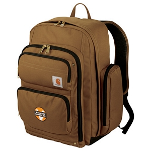 Carhartt Deluxe Work Compu-Backpack - Water Repellant