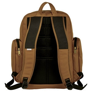 Carhartt Deluxe Work Compu-Backpack - Water Repellant Image 2