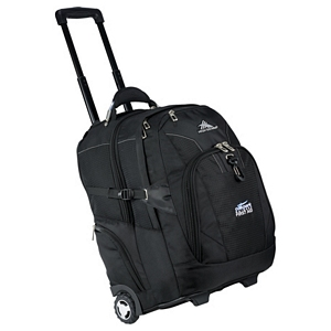 Wheeled Compu-Backpack