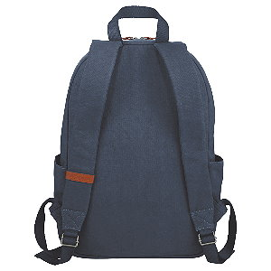 Basic Cotton Computer Backpack Image 5