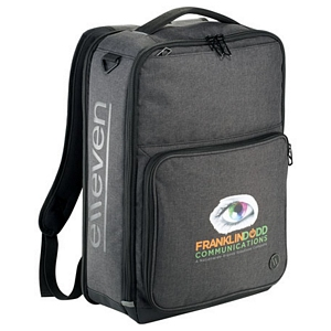 Squared Checkpoint-Friendly Compu-Backpack