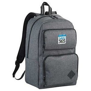 Graphite Deluxe Computer Backpack