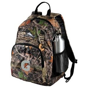 High Sierra Impact Kings Camo Backpack