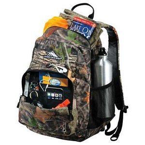 High Sierra Impact Kings Camo Backpack Image 2