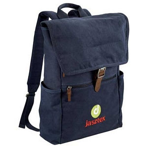 Mid Cotton Computer Backpack