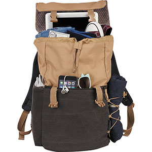 Adventure 15 Computer Backpack -Unique Custom Bag Image 2