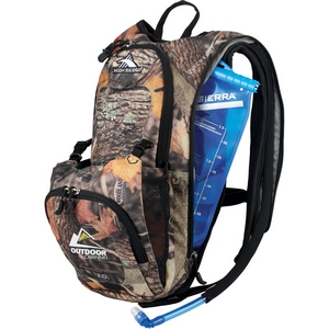 Camo Hydration Pack 2