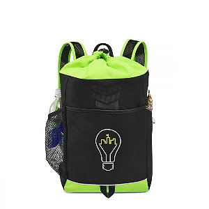 Drawsting Riptide Backpack Image 3