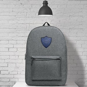 Downtown Heather Backpack