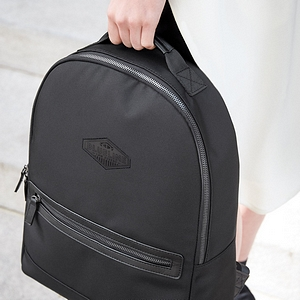 Downtown Black Backpack 2