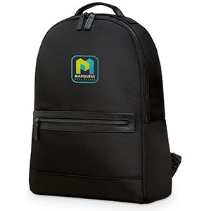 Downtown Black Backpack Image 2
